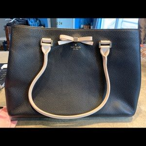 Kate Spade Bow Purse with duster bag